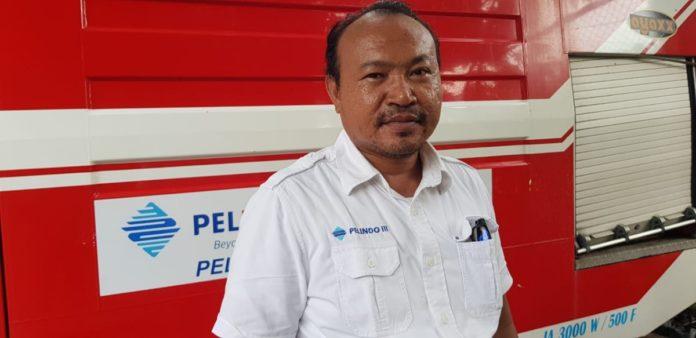 General Manger (GM) Pelindo III Celukan Bawang, Rio Dwi Santoso