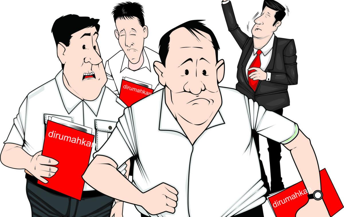 Kontrak Kerja Karyawan Hotel - Lima Cara Dapatkan KPR ...