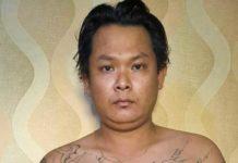 Aniaya Pengendara Sepeda, Pria Bertatto Ditangkap