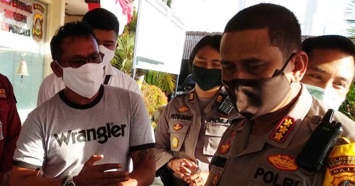 Dilepas Polisi, Pemilik Layangan yang Bikin Gardu Meledak