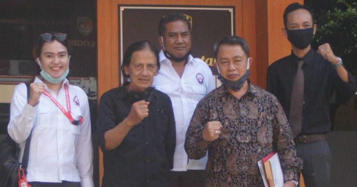 Kasus Mafia Tanah, Jurnalis Senior Diperiksa Nonstop