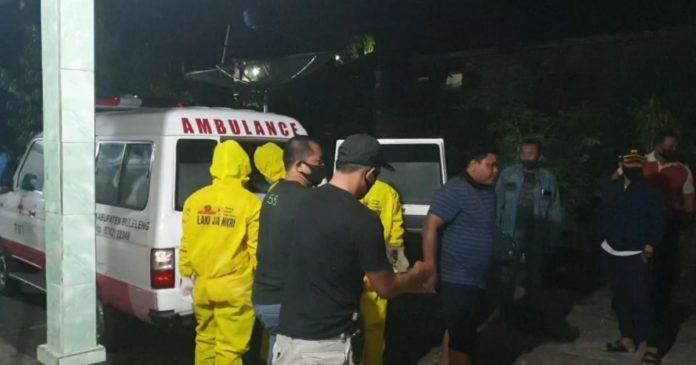 Seorang Pedagang di Dusun Dauh Pura, Desa Depeha, Dibunuh
