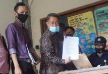 Korban Mafia Tanah Mengadu ke BPN Denpasar