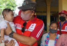 Nestapa Balita Penderita Jantung Bocor, Ayah Gangguan Jiwa, Ibu Pulang ke Rumah Bajang