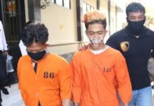 Pembobol Rumah Kosong Dijebloskan ke Sel Tahanan