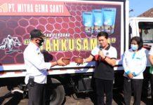Pemkab Klungkung Luncurkan Garam Beryodium Kusamba ke Pasaran