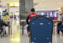 Penumpang di Bandara Ngurah Rai,Domestik Menggeliat, Internasional belum Beranjak