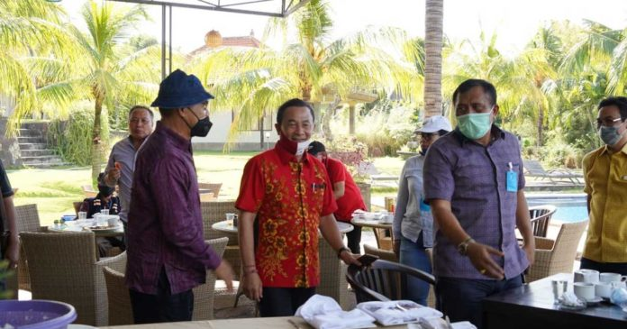 Proyek Air Bersih Telaga Waja Dikritisi Dewan