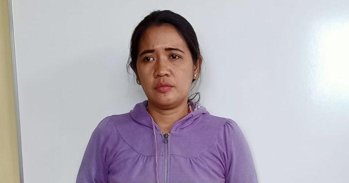 Pura-pura Tawarkan Makanan, Ibu Rumah tanggaT Mencuri