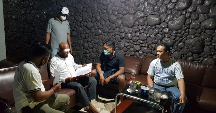 Setubuhi Anak Tiri, Kabur, Dibekuk di Jakarta