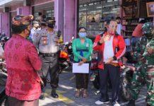 Tim Pengawasan Pasar Rakyat Evaluasi Pasar dan Toko Modern