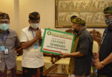 Wagub Bali Ajak Perbankan Sasar Para Seniman
