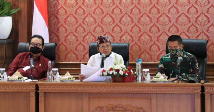 Gubernur Minta Bupati/Walikota Jalankan Protokol Ketat