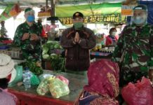 Bali Buka Pariwisata, Atensi Korem 163/ Wira Satya Diperluas
