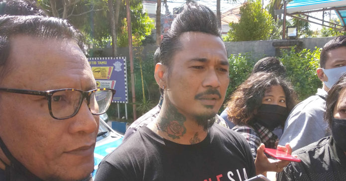 Berstatus Tersangka, Jerinx SID Huni Sel Polda Bali