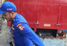 Dibekuk Polisi, Tersangka  Pengopolos Elpiji Tak Ditahan
