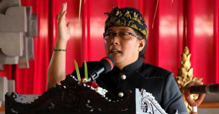 Hadiri Lokasabha X MGPSSR Kota Denpasar, Ini Kata Giri Prasta