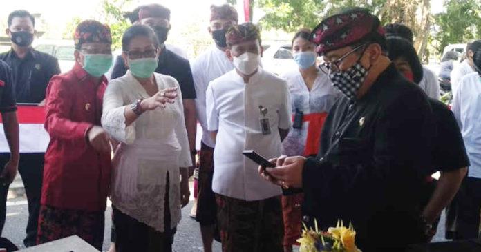 Pasar Gotong Royong Krama Bali, Tak Sampai Rugikan Tradisional