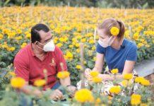 Promosikan Potensi  Badung  Utara, Balitbang Gandeng Tina Bule