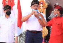 Tos Arak Bali, Diplomasi Cerdas  Wayan Koster di Hadapan Dua Menteri
