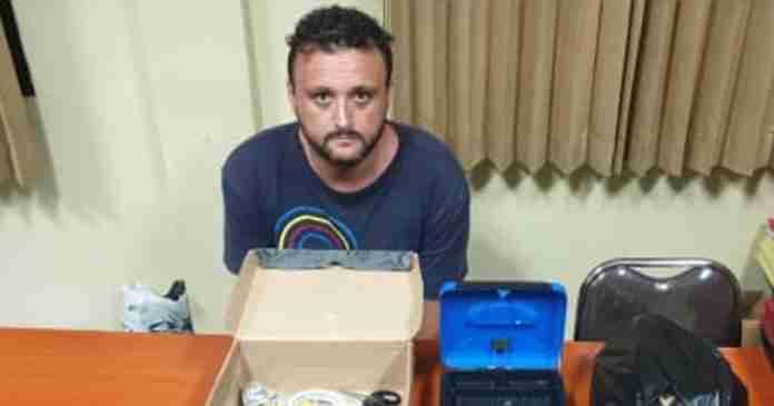 Bawa Kokain dan Hasish,  WNA Spanyol Diringkus