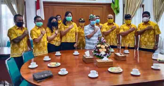Dekati Suwirta, Golkar Ngaku Dukung Kebijakan Pro-Rakyat