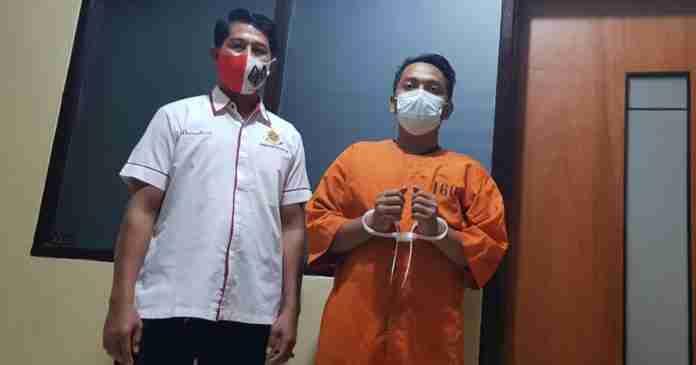 Diburu ke Banten, Polisi Gadungan Sembunyi di Rumah Istri Siri