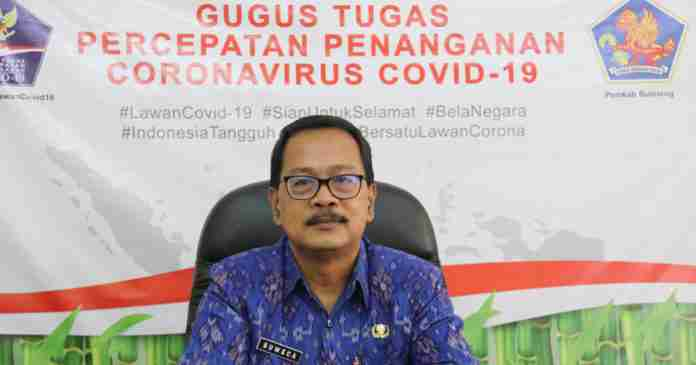 Hari Ini, 41 Kasus Terkonfirmasi Positif di Buleleng