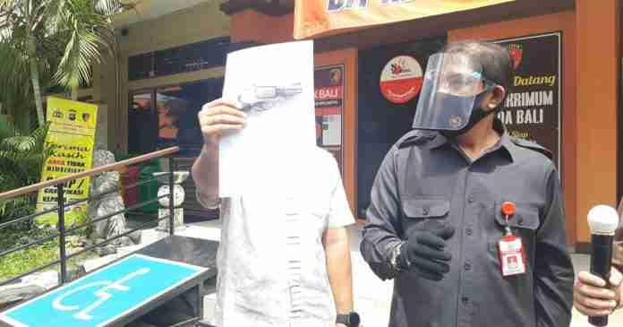 Puluhan Peluru dan Senjata Laras Panjang Diamankan dari Rumah Tri Nugraha