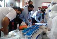 BNNK Turun ke Lapas, 30 Pejabat dan Petugas Dites Urine