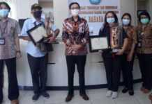 DENPOST.id Raih Penghargaan Media Pengguna Bahasa Terbaik