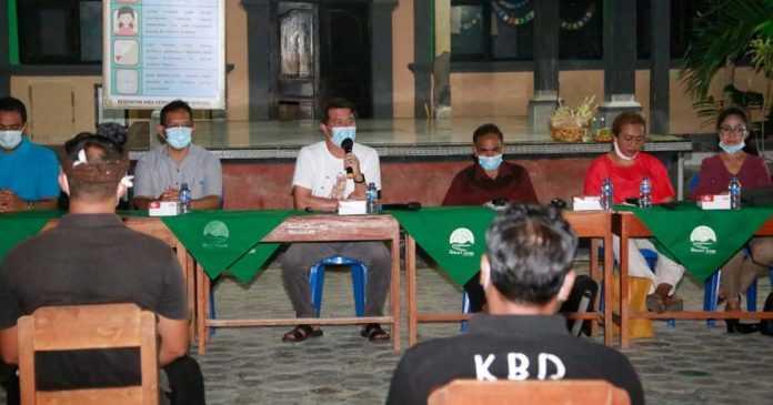 Jaga Kestabilan Harga Rumput Laut di Nusa Penida, Pemkab Klungkung Gandeng Koperasi