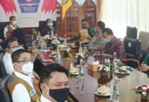 Ketua Gugus Tugas Nasional Sosialisasikan Prokes di Bali