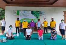 KWT Desa Selat Kendalikan Hama Dengan Pestisida Nabati