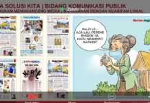Lolos Seleksi, 3.517 Wartawan Jadi Agen Perubahan Perilaku