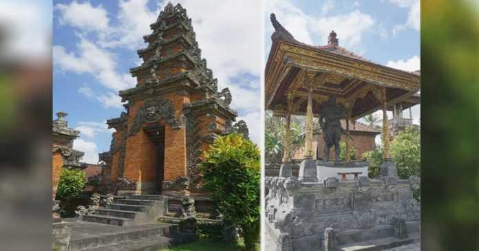 Mengenal Desa Bongan, Jejak Peninggalan Patih Kebo Iwa di Kabupaten Tabanan