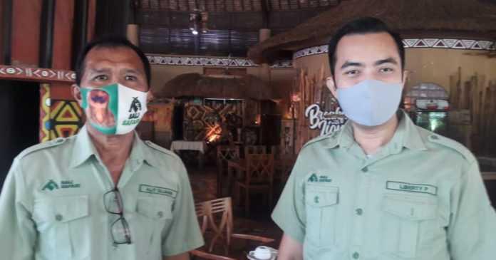Bali Safari Park Ketat Terapkan Prokes,  Sebar Ratusan Tempat Cuci Tangan