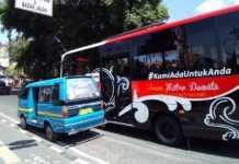 Bus Trans Metro Punya Jalur ke Pelabuhan Sanur