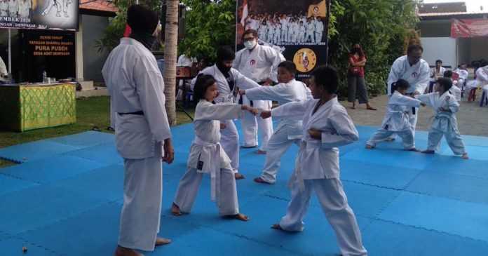 Cegah Kerumunan, Ujian Penurunan Kyu Dilakukan di Tiap Dojo