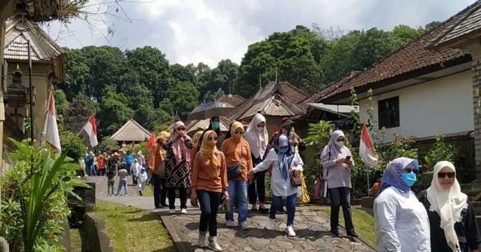 Desa Wisata Penglipuran Dibuka, Pengelola Terapkan Prokes Ketat