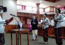 Dua Srikandi PDIP Resmi Duduki Kursi DPRD Denpasar