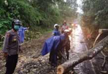 Musim Hujan, Kapolsek Payangan Imbau Warga Waspada