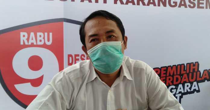 Ngurah Maharjana Jadi Plt. Ketua KPU Karangasem