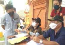 Razia di Dua Tempat, Terjaring 24 Warga Tanpa Masker