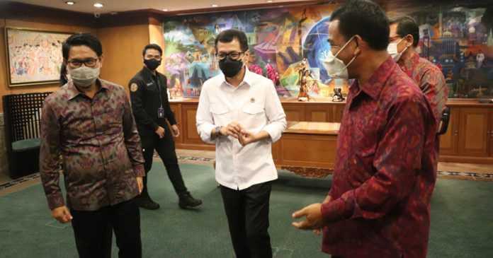 Selaraskan Syarat Penerima Hibah Pariwisata, Lihadnyana Minta  Petunjuk Pusat