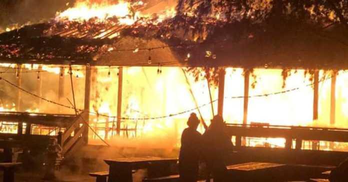 Sempat Tercium Bau Kabel Terbakar Sebelum Api Melalap Dream Island