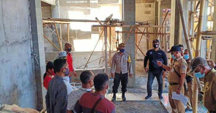 Sidak Duktang, Tim Yustisi Jaring 8 Warga Jember di Nusa Penida