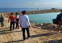 Terkait Pembangunan Pelabuhan Sampalan, Ini Kata Bupati Suwirta