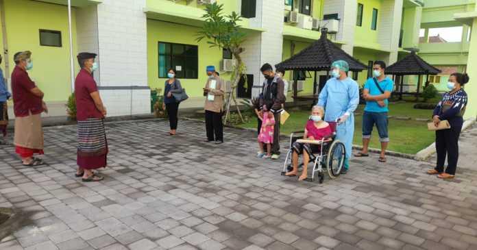 Tiga Hari, Belasan Pasien Covid-19 Sembuh Dipulangkan