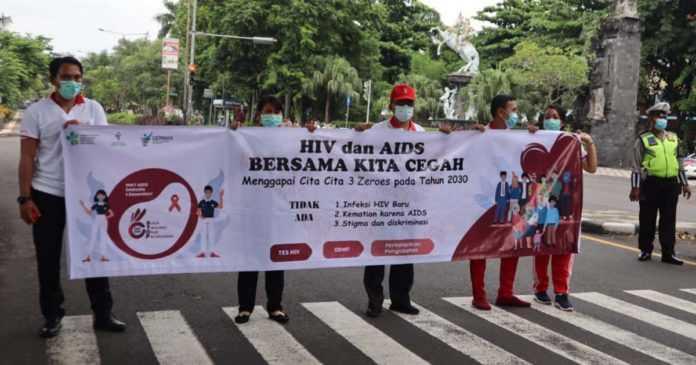 Temuan Kasus HIV/AIDS di Jembrana Menurun